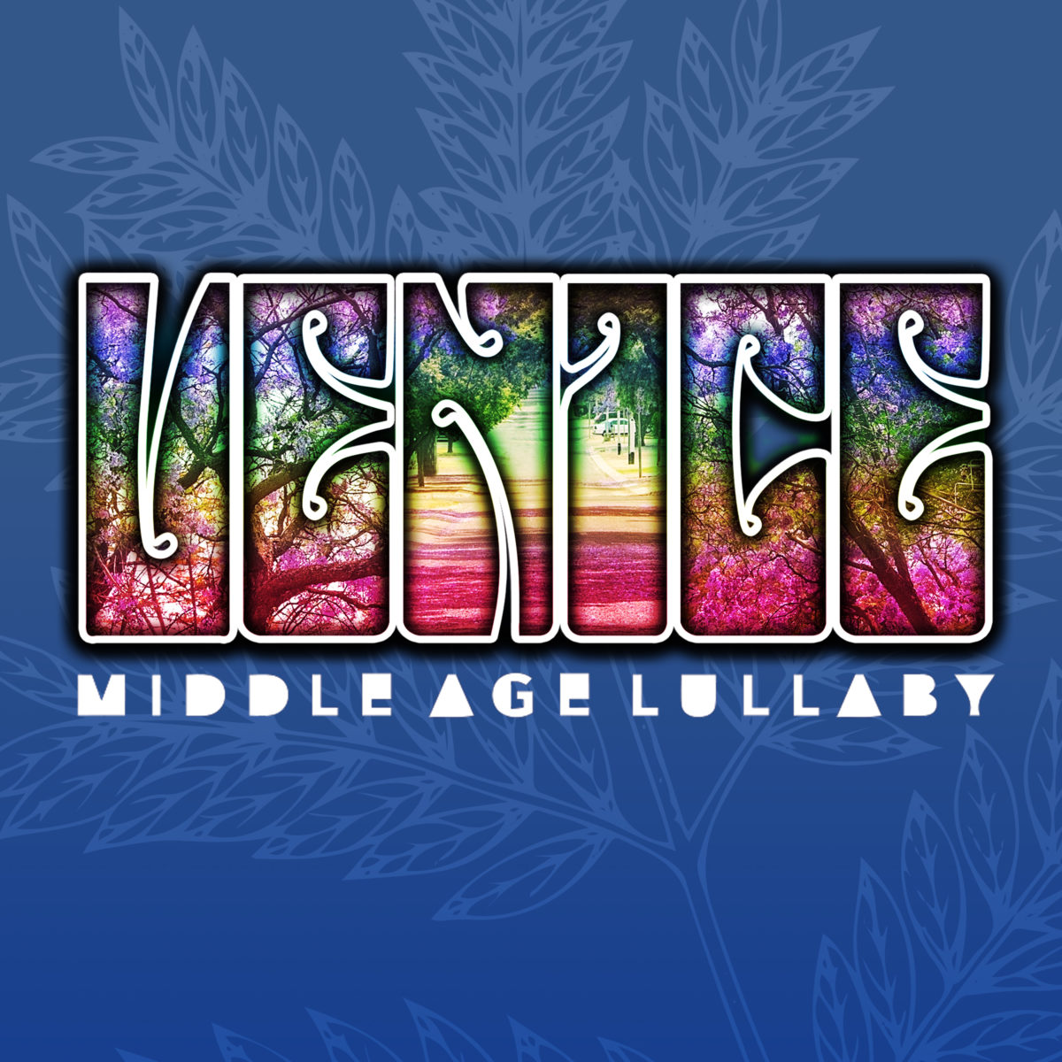 VENICE Releases New Single 'Middle age Lulla...