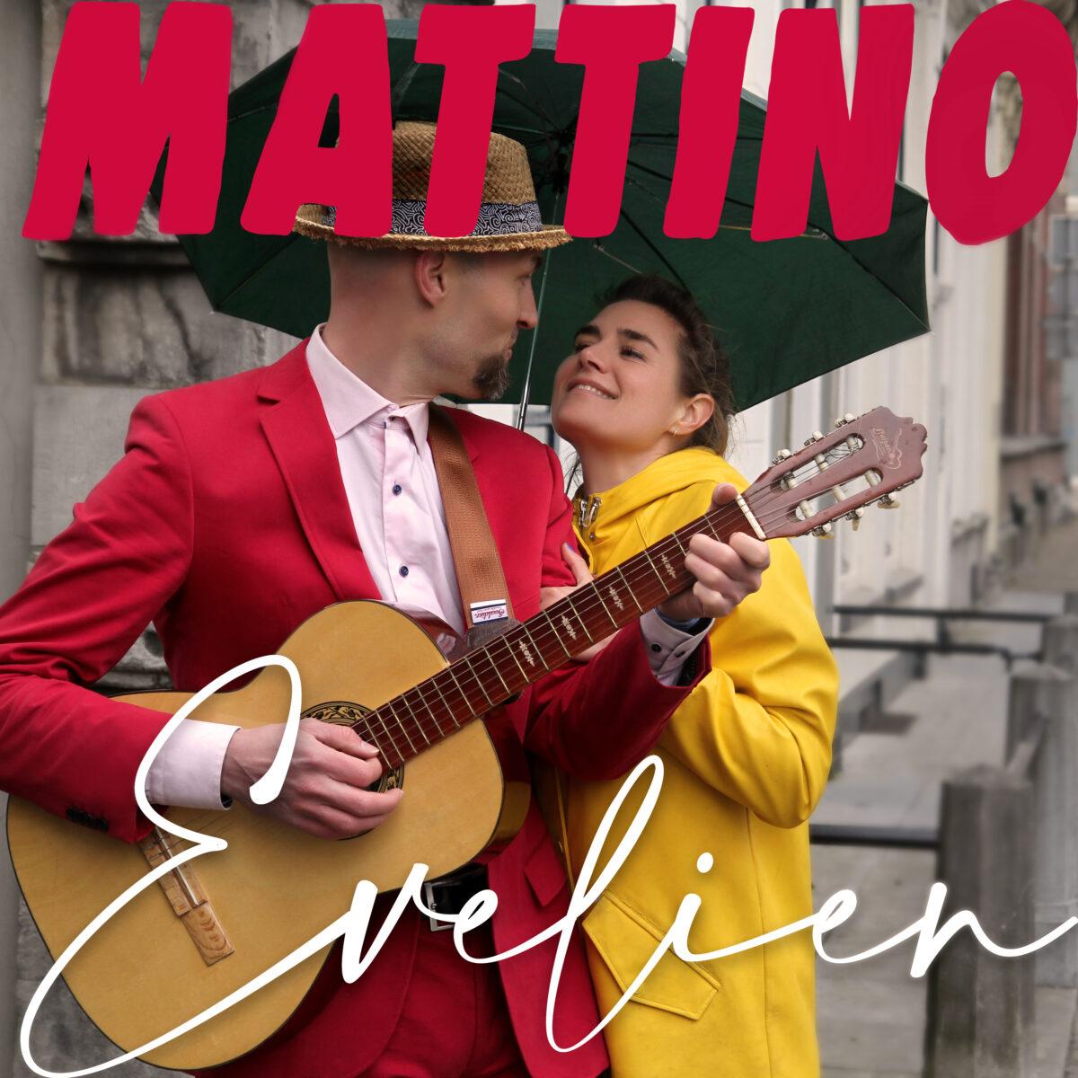 Nieuwe single en video uit van MATTINO met Evelien...
