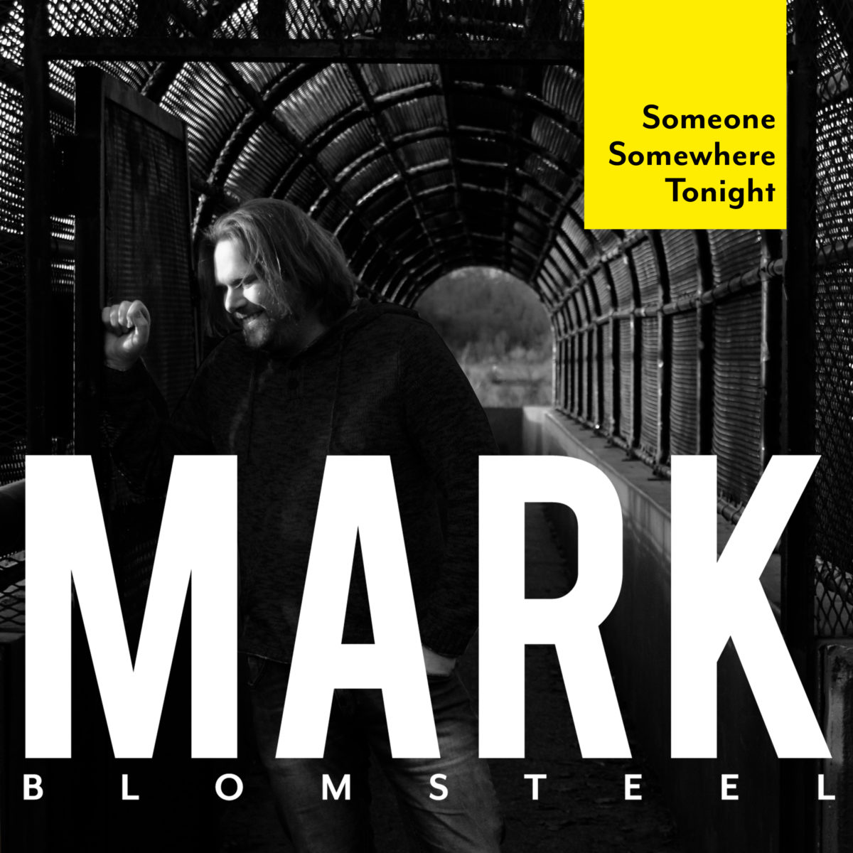 MARK BLOMSTEEL U.S.A Release Someone Somewhere Ton...